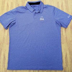 2017 PGA Championship Quail Hollow Nike Golf Polo